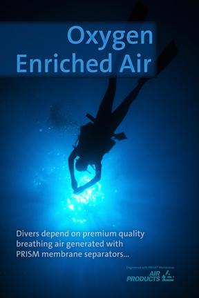 Oxygen Enriched Air